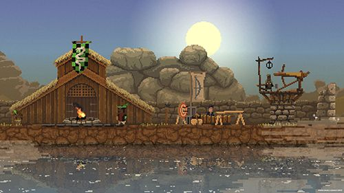 Screenshots vom Spiel Kingdom: New lands für iPhone, iPad oder iPod.