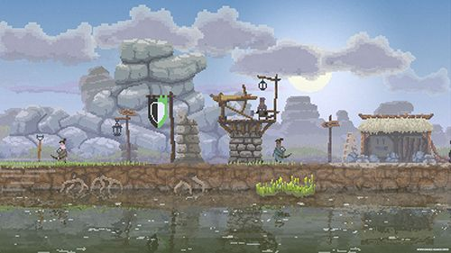 Screenshots of the Kingdom: New lands game for iPhone, iPad or iPod.