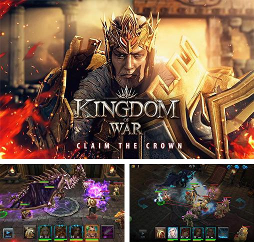 In addition to the game Flick Tennis: College Wars for iPhone, iPad or iPod, you can also download Kingdom of war for free.