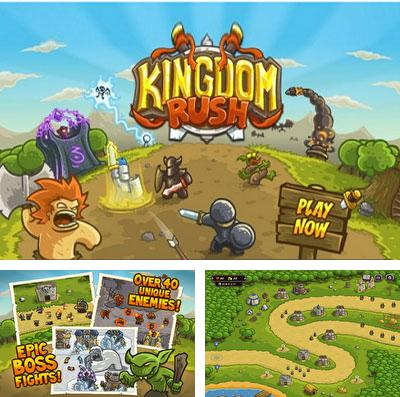 In addition to the game Deadline Zero – Seek and Destroy for iPhone, iPad or iPod, you can also download Kingdom Rush for free.