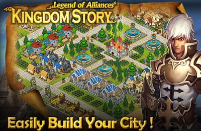 Игра Kingdom Story XD: Legend of Alliances для iPhone