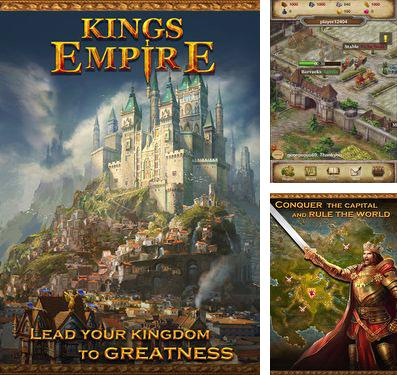 In addition to the game Pirates 3D Cannon Master for iPhone, iPad or iPod, you can also download Kings Empire(Deluxe) for free.