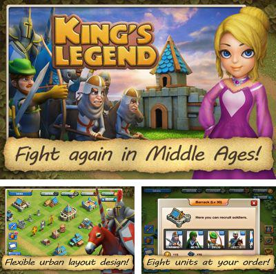In addition to the game Pavilion for iPhone, iPad or iPod, you can also download King's Legend for free.