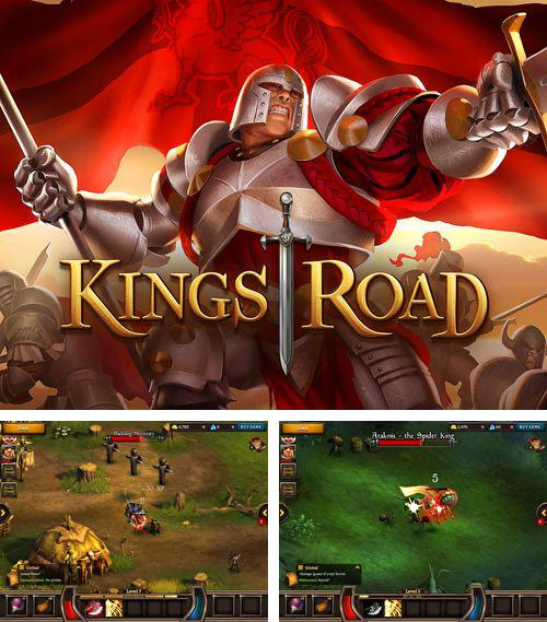 In addition to the game Ghostbusters for iPhone, iPad or iPod, you can also download Kings road for free.
