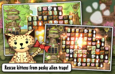 Descarga gratuita de Kitten Sanctuary para iPhone, iPad y iPod.