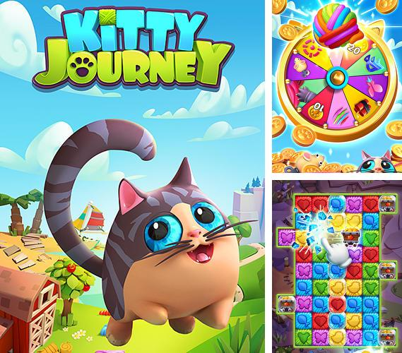 In addition to the game Matchland quest for iPhone, iPad or iPod, you can also download Kitty journey for free.