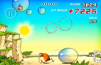 Screenshots do jogo Kiwi Brown para iPhone, iPad ou iPod.