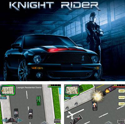 In addition to the game Rocket cars for iPhone, iPad or iPod, you can also download Knight Rider for free.