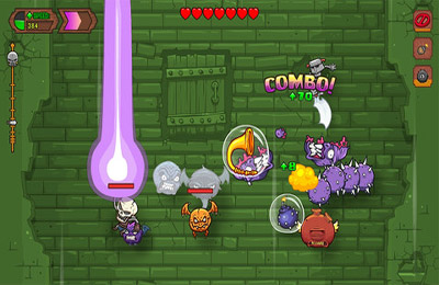 Download Knightmare Tower iPhone free game.