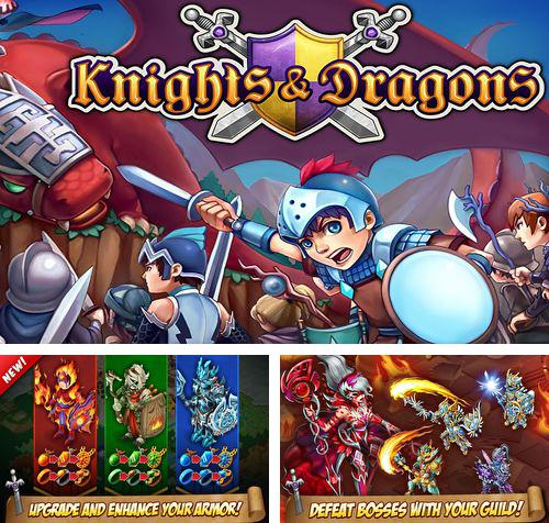 Download Knights and dragons iPhone free game.