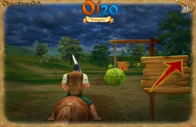 Capturas de pantalla del juego Knights Arena para iPhone, iPad o iPod.