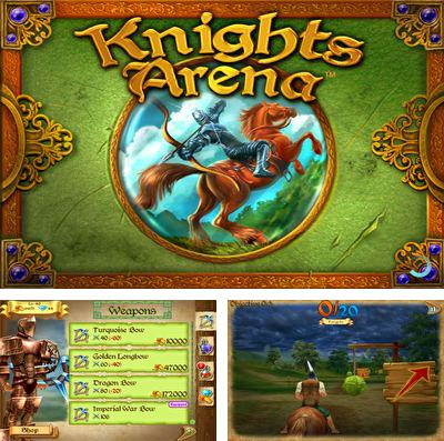 In addition to the game The Jim and Frank Mysteries for iPhone, iPad or iPod, you can also download Knights Arena for free.