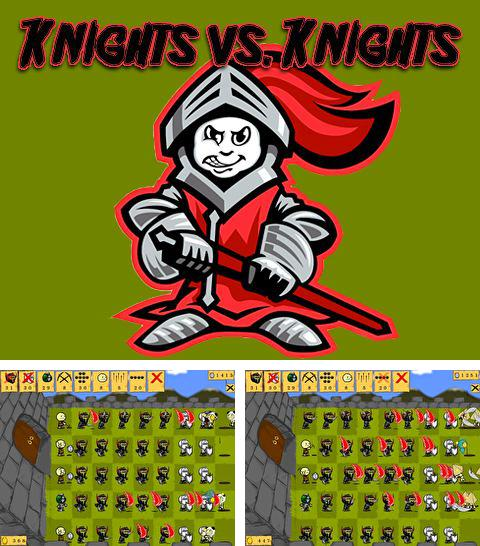 In addition to the game Runewards: Strategy сard game for iPhone, iPad or iPod, you can also download Knights vs. knights for free.