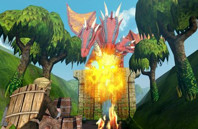 Screenshots of the KnightScape game for iPhone, iPad or iPod.