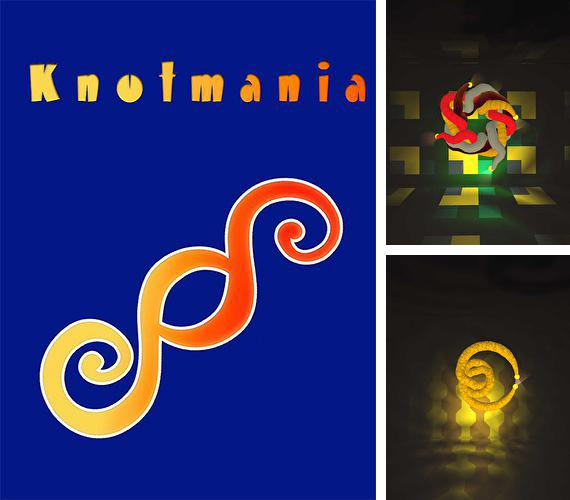 In addition to the game Pumpkins vs. Monsters for iPhone, iPad or iPod, you can also download Knotmania for free.