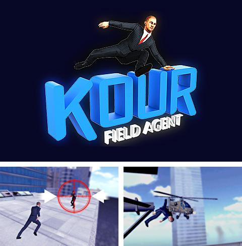 In addition to the game Dokuro for iPhone, iPad or iPod, you can also download Kour: Field Agent for free.