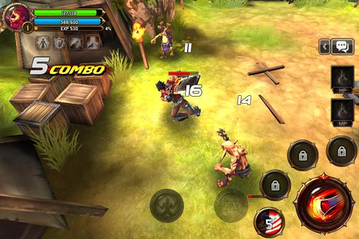 下载免费 iPhone、iPad 和 iPod 版Kritika: Chaos unleashed。