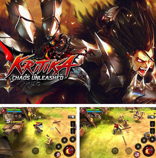 In addition to the game Final Fantasy V for iPhone, iPad or iPod, you can also download Kritika: Chaos unleashed for free.