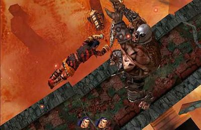 Descarga gratuita de Blood and glory: Immortals para iPhone, iPad y iPod.