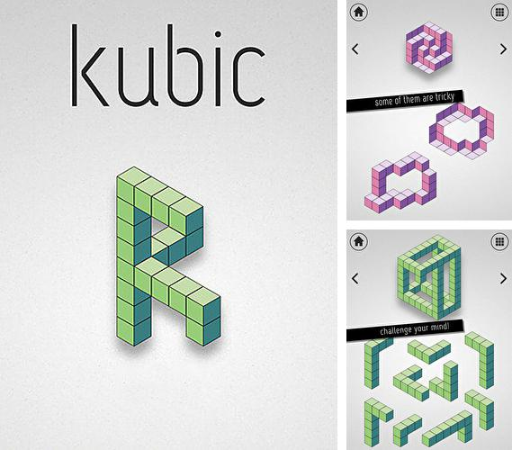 In addition to the game Candy crush: Soda saga for iPhone, iPad or iPod, you can also download Kubic for free.