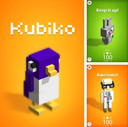 In addition to the game Battle bay for iPhone, iPad or iPod, you can also download Kubiko for free.