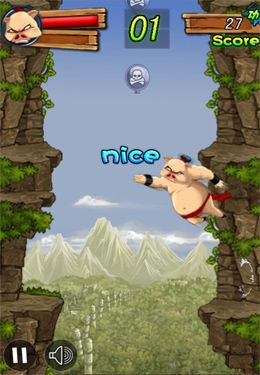 Free Kung Fu Master: Pig download for iPhone, iPad and iPod.