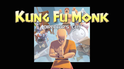 Kung fu monk: Director's cut