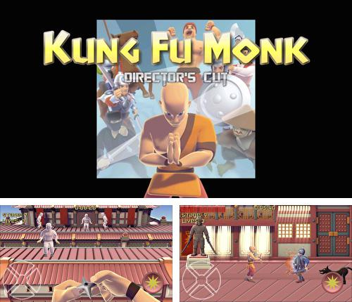除了 iPhone、iPad 或 iPod 游戏,您还可以免费下载Kung fu monk: Director's cut, 。