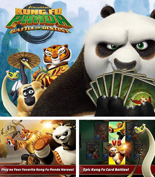 In addition to the game Knightly Adventure for iPhone, iPad or iPod, you can also download Kung Fu panda: Battle of destiny for free.