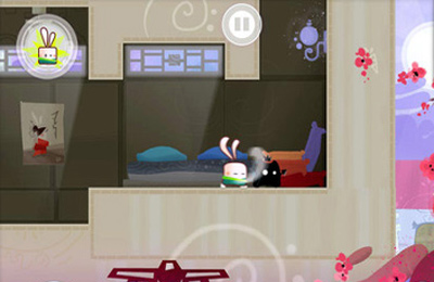 Screenshots do jogo Kung Fu Rabbit para iPhone, iPad ou iPod.