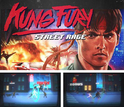 In addition to the game Infinity Blade for iPhone, iPad or iPod, you can also download Kung Fury: Street rage for free.
