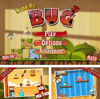 In addition to the game Sneak ops for iPhone, iPad or iPod, you can also download KungFu Bugs for free.