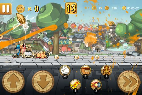 Download Kungfu taxi iPhone free game.