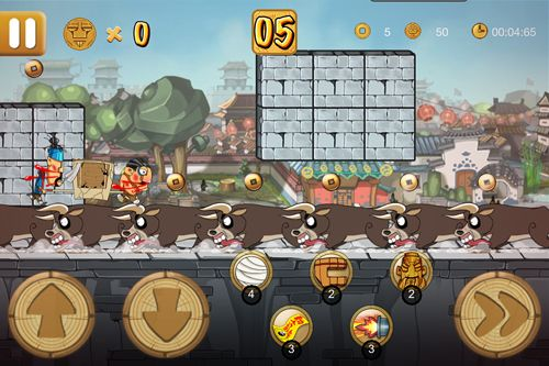 Descarga gratuita de Kungfu taxi para iPhone, iPad y iPod.