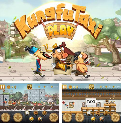 In addition to the game Where's My Summer? for iPhone, iPad or iPod, you can also download Kungfu taxi for free.