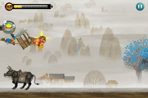 Download Kungfu taxi 2 iPhone free game.