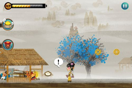 Descarga gratuita de Kungfu taxi 2 para iPhone, iPad y iPod.