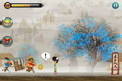 Capturas de pantalla del juego Kungfu taxi 2 para iPhone, iPad o iPod.