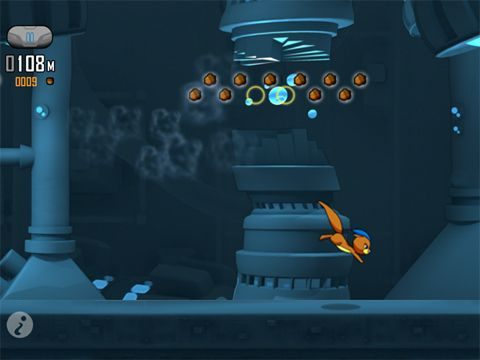 Écrans du jeu Lab asylum: Run and escape! pour iPhone, iPad ou iPod.