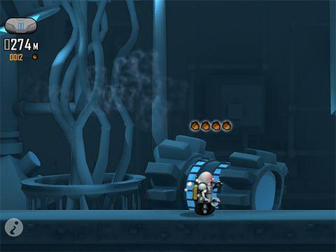 Screenshots of the Lab asylum: Run and escape! game for iPhone, iPad or iPod.