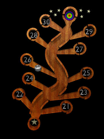 Free Labyrinth lunacy: Roller coaster marble maze download for iPhone, iPad and iPod.
