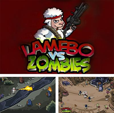 In addition to the game Farming Simulator 2012 for iPhone, iPad or iPod, you can also download Lamebo vs Zombies for free.