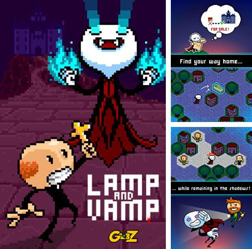 In addition to the game Dead Rising for iPhone, iPad or iPod, you can also download Lamp and vamp for free.