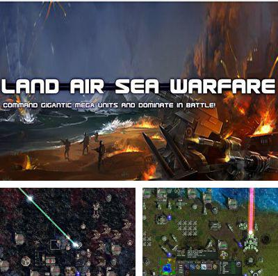 In addition to the game Snuggle Truck for iPhone, iPad or iPod, you can also download Land Air Sea Warfare for free.