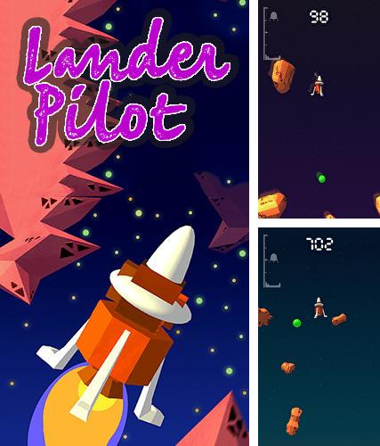 Download Lander pilot iPhone free game.
