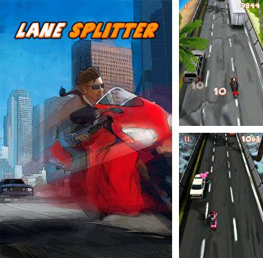 In addition to the game Toca lab for iPhone, iPad or iPod, you can also download Lane Splitter for free.