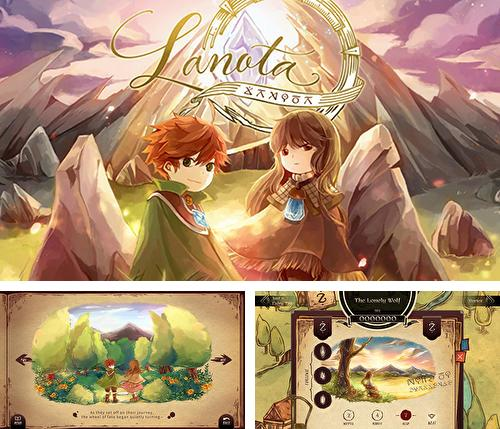 In addition to the game Naughty Boy – Sling and shoot for iPhone, iPad or iPod, you can also download Lanota for free.
