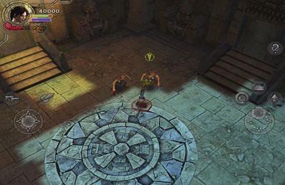 Kostenloser Download von Lara Croft and the Guardian of Light für iPhone, iPad und iPod.