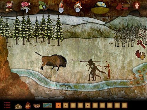 Descarga gratuita de Lascaux: The journey para iPhone, iPad y iPod.