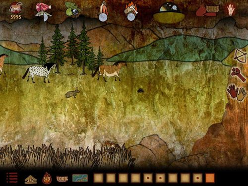 Capturas de pantalla del juego Lascaux: The journey para iPhone, iPad o iPod.